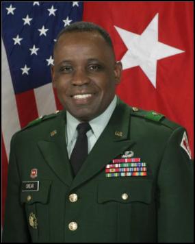 Gen. Robert Crear